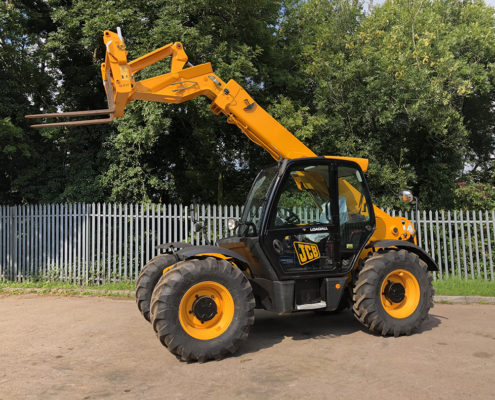 2011 JCB 531-70 TURBO