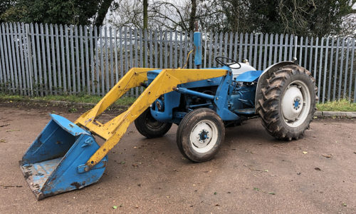 1964 FORDSON SUPERDEXTER TRACTOR