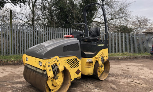 2010 BOMAG BW120AD-4 ROLLER