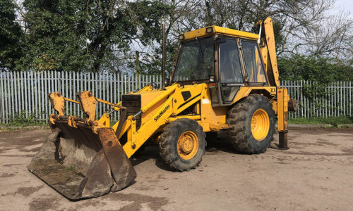 1989 JCB 3CX SITEMASTER 4 TURBO