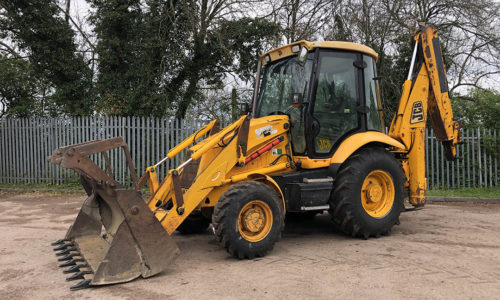 2003 JCB 3CX SITEMASTER 4 TURBO