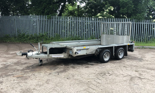 2016 IFOR WILLIAMS GX106 PLANT TRAILER